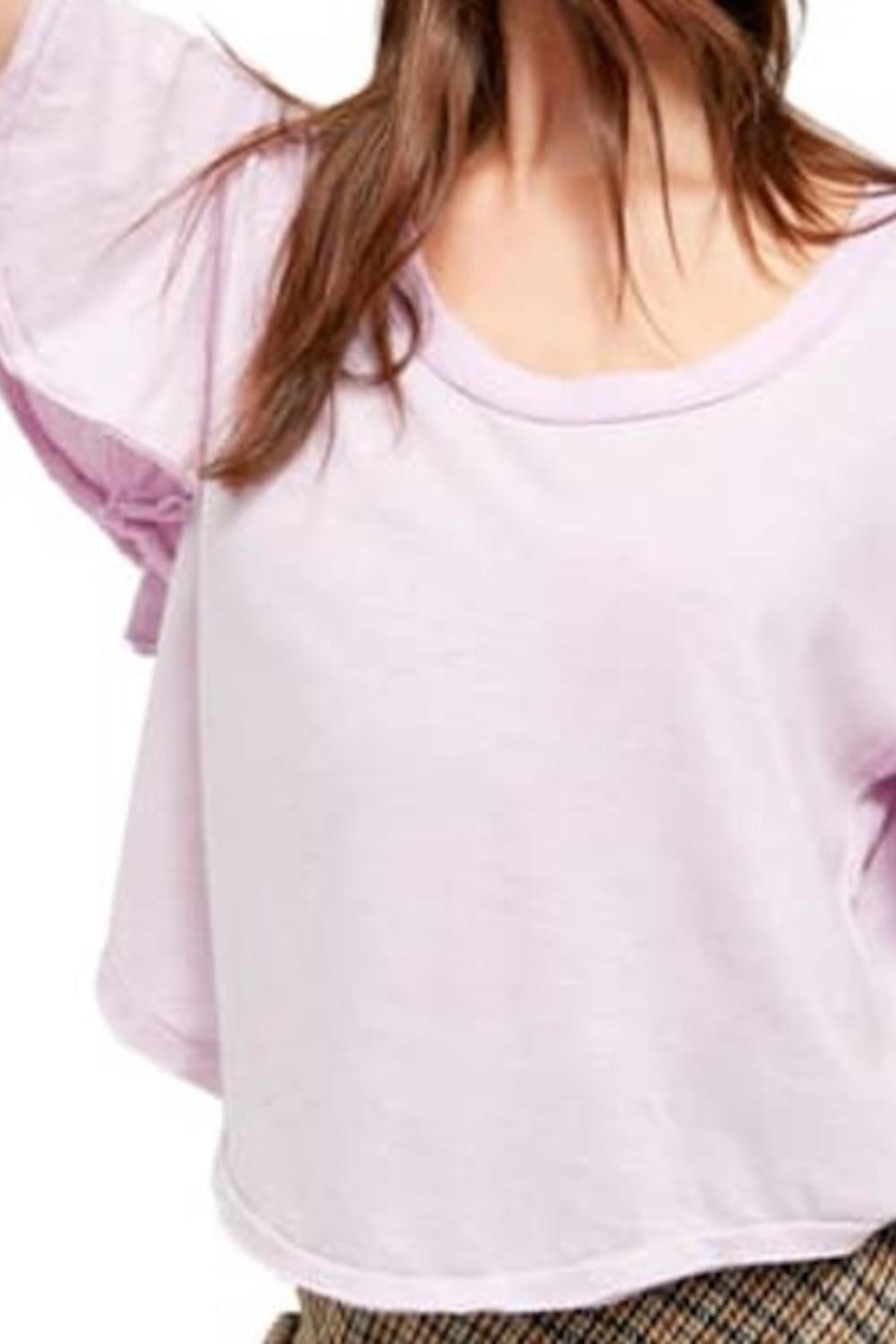 Free People Fp Float-On Tee - Front Full Image