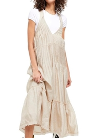 Free People Fp Frankie Pintuck - Front cropped