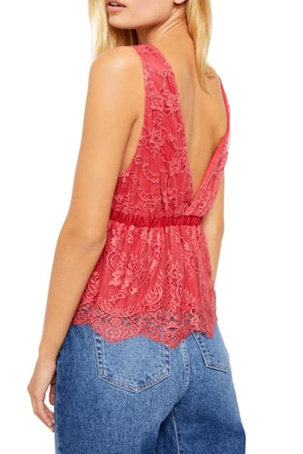 Free People Fp Frenchie Kiss - Back Cropped Image