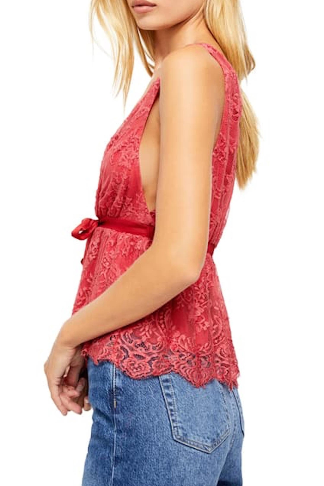 Free People Fp Frenchie Kiss - Side Cropped Image