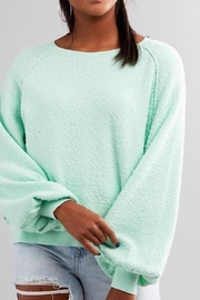 Free People Fp Friend Pullover - Front full body