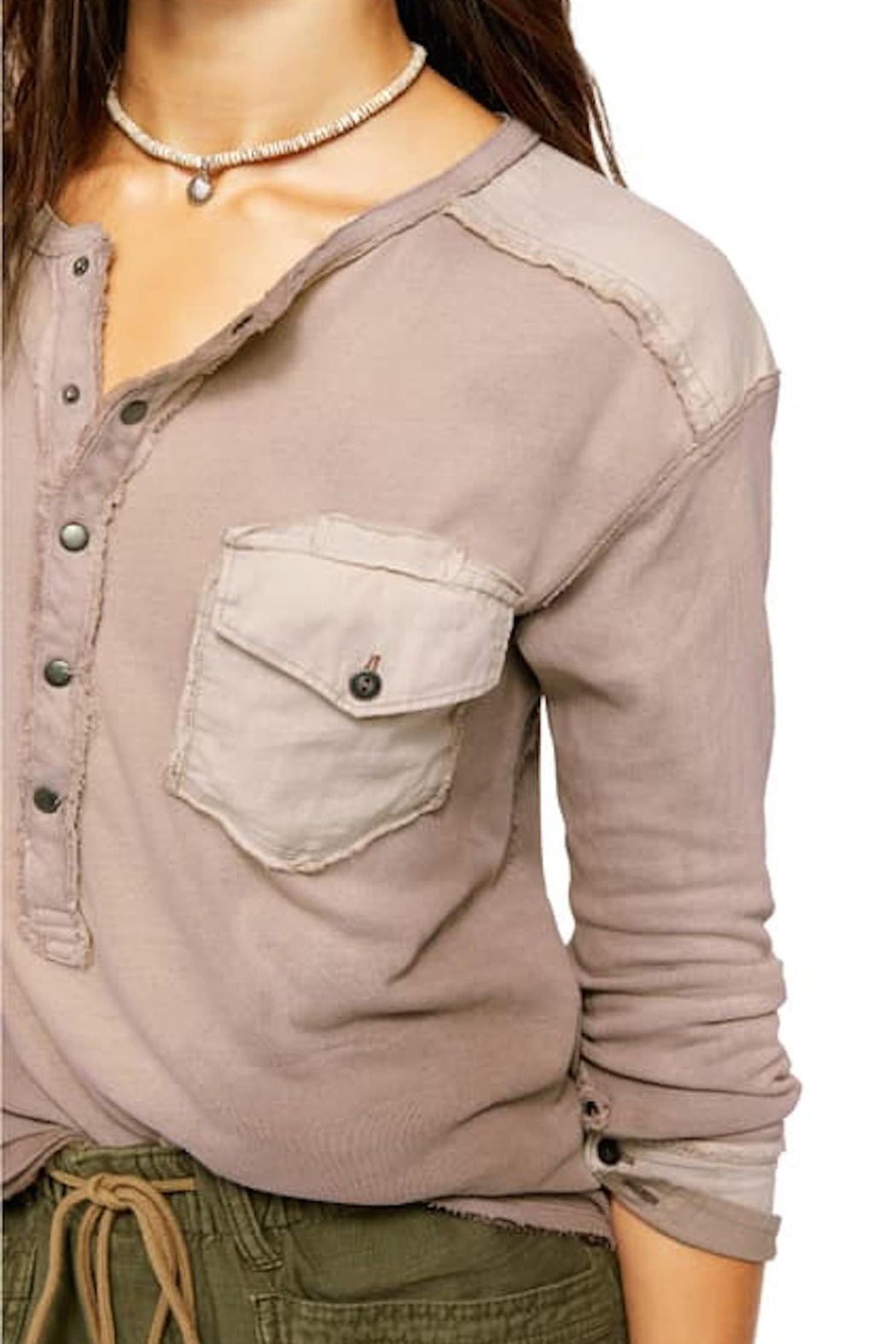 Free People Fp Gene Henley - Front Full Image