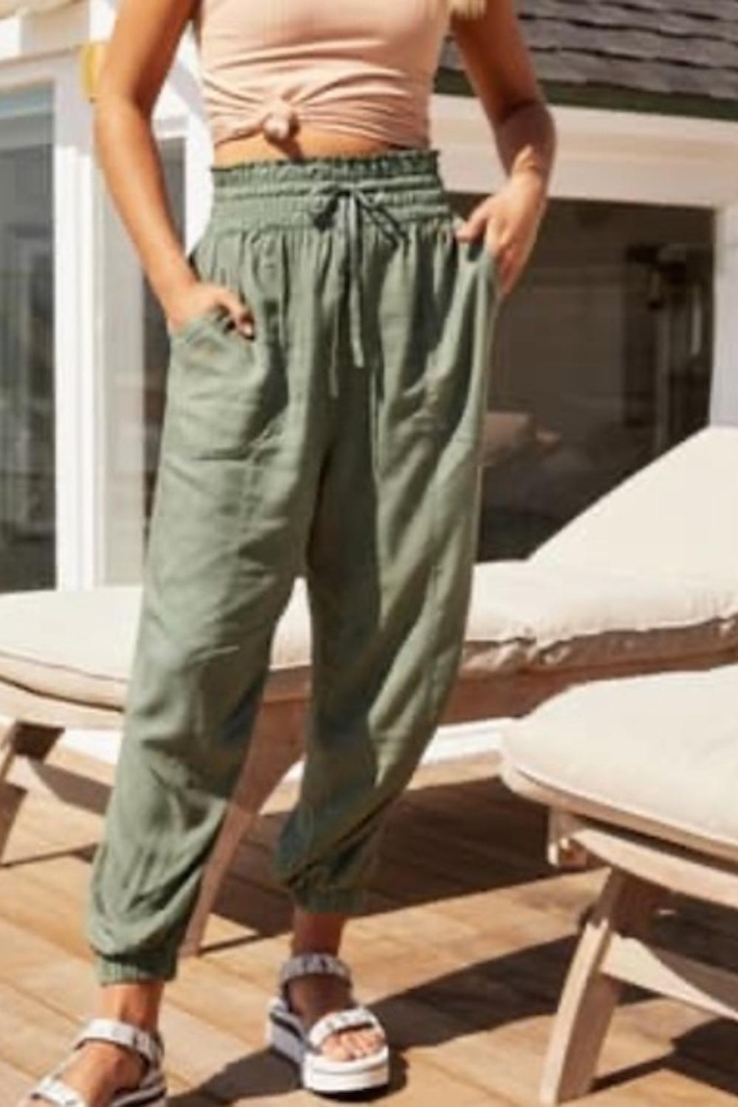 Free People Fp Halfzies Pant - Front Cropped Image