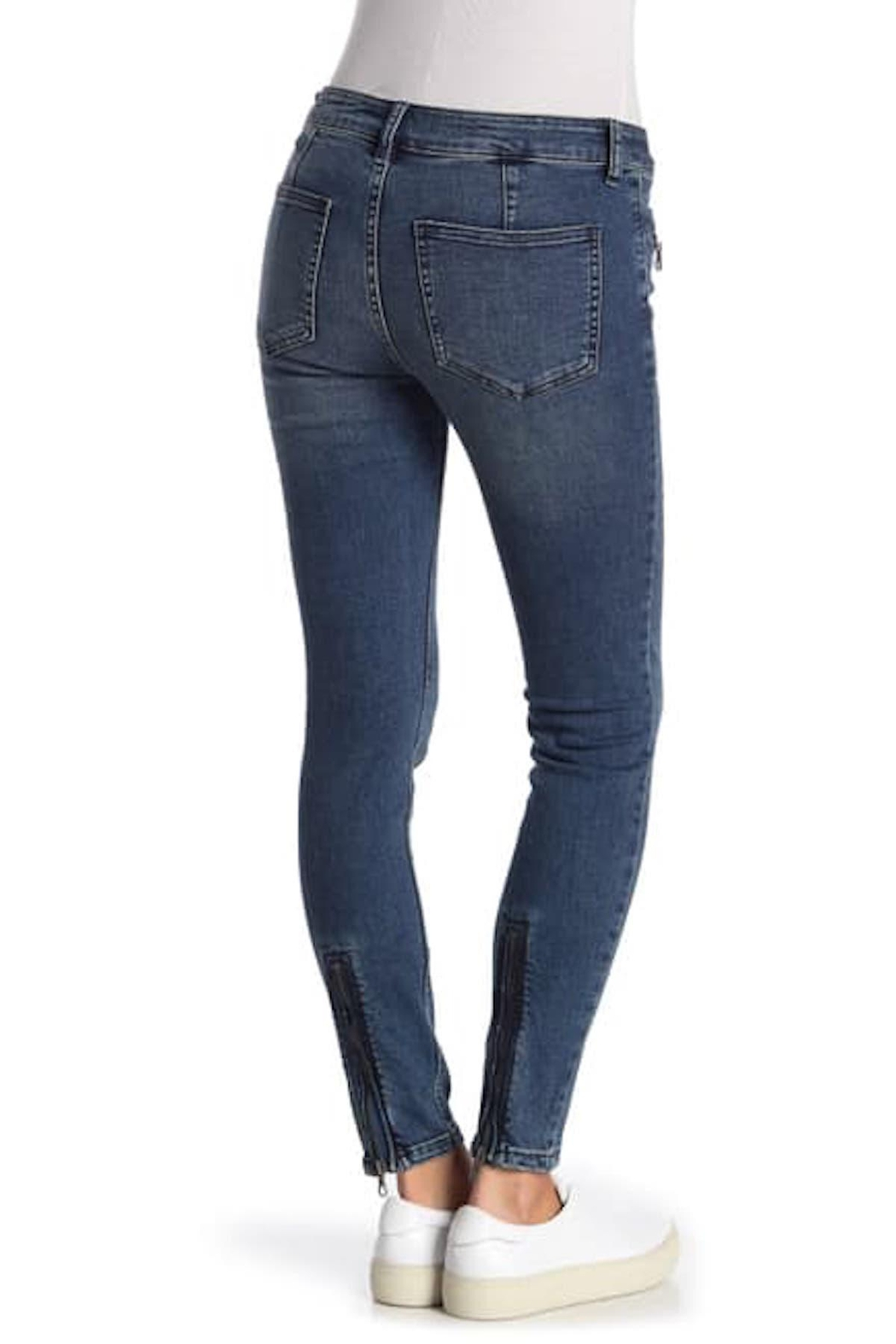 Free People Fp Jet Jeans - Front Full Image