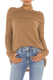 Free People Fp Juicy Long Sleeve - Front cropped