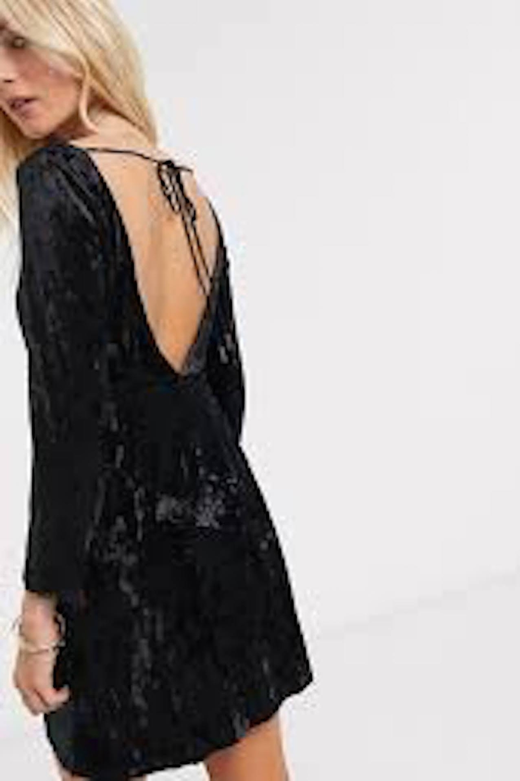 Free People Fp Kat Mini - Back Cropped Image
