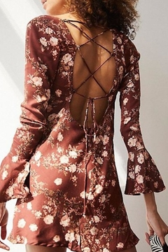 Free People Fp Lone Star Dress - Alternate List Image