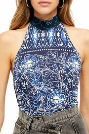 Free People Fp Madagascar Tank - Front cropped