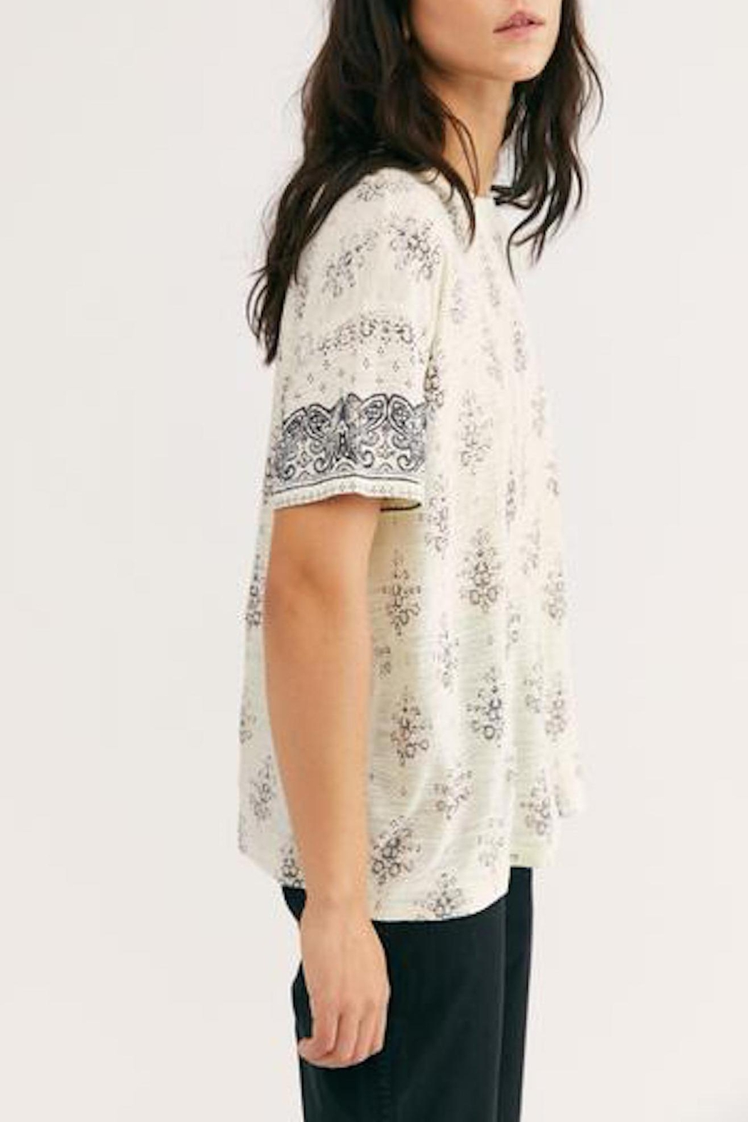 Free People Fp Maybelle Tee - Side Cropped Image
