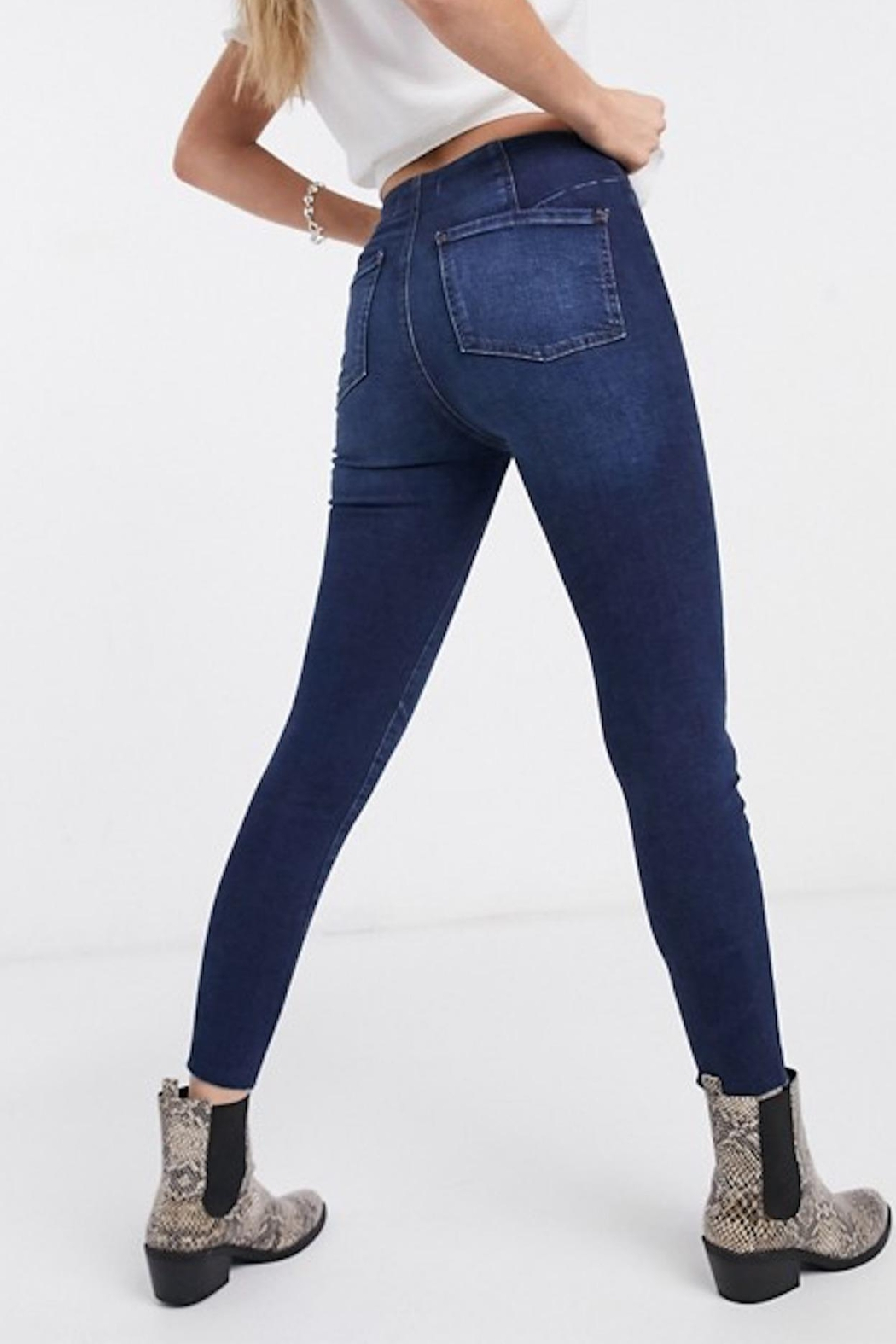 Free People Fp Miles Away Jean - Front Full Image