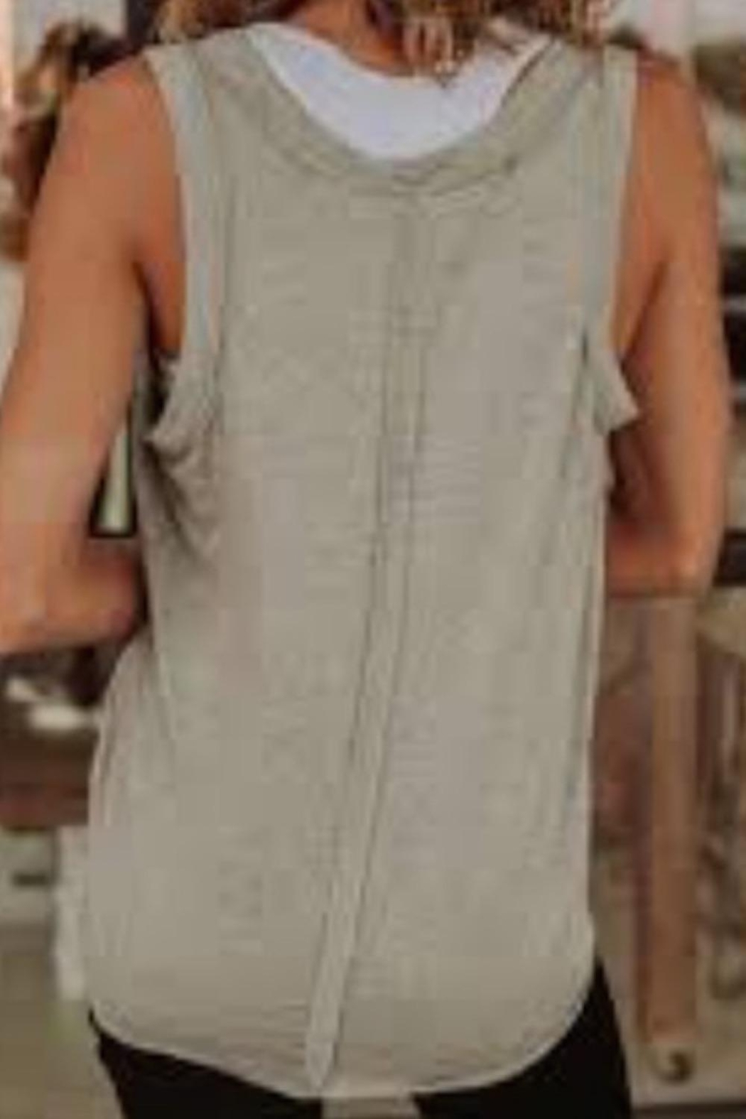 Free People Fp Moon Dance Tank - Back Cropped Image
