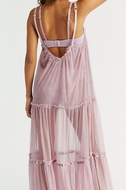 Free People Fp Night Out Mesh - Back cropped