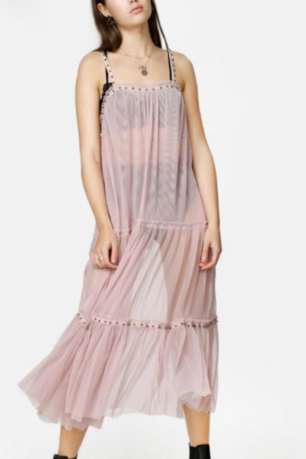 Free People Fp Night Out Mesh - Side Cropped Image