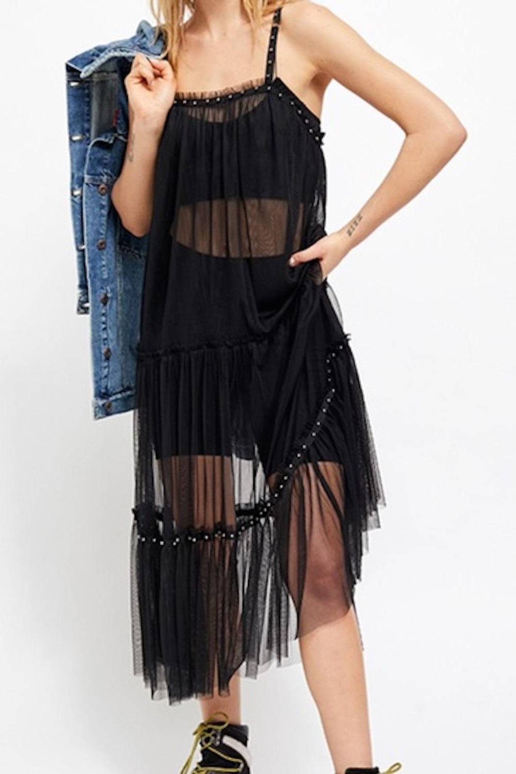 Free People Fp Night-Out Mesh - Main Image
