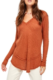 Free People Fp Ocean-Hacci Sweater - Front cropped