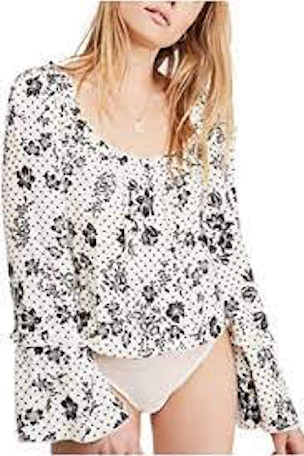 Free People Fp One Date Bodysuit - Side Cropped Image
