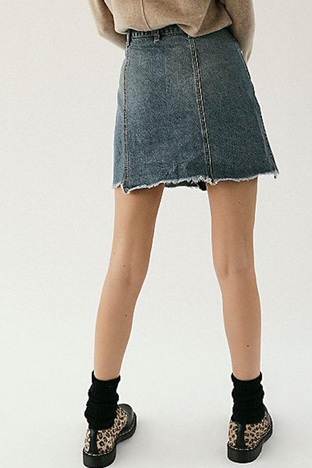 Free People Fp Parker Skirt - Side Cropped Image