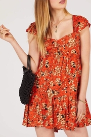 Free People Fp Pattern Play Mini - Front full body