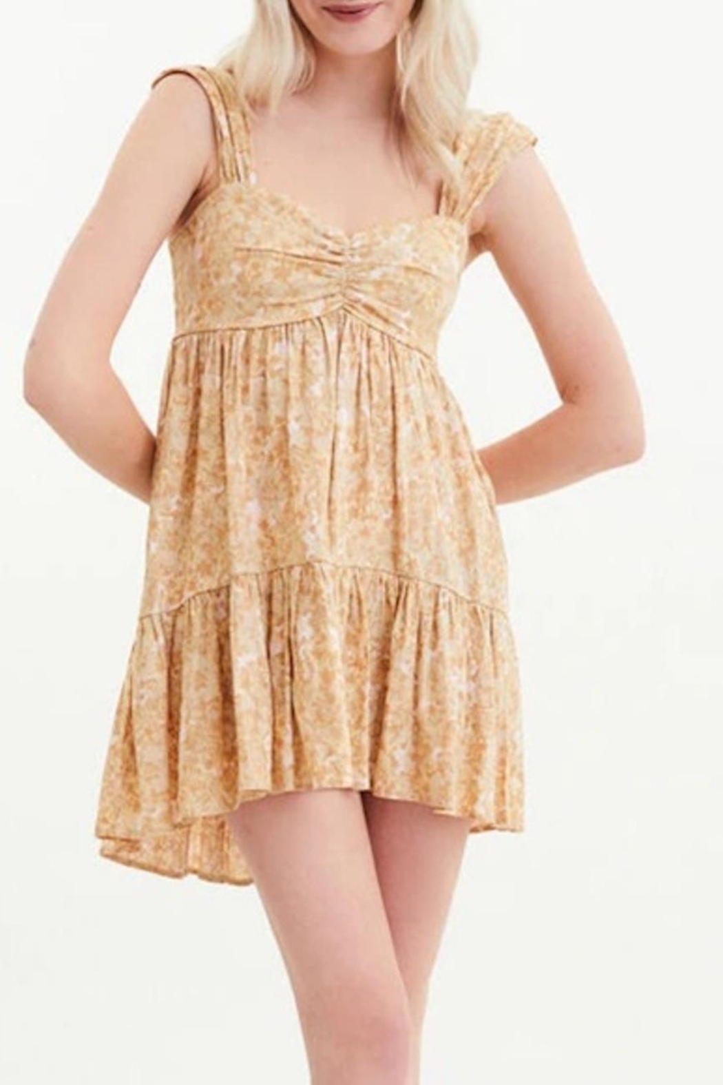 Free People Fp Pattern Play Mini - Front Full Image