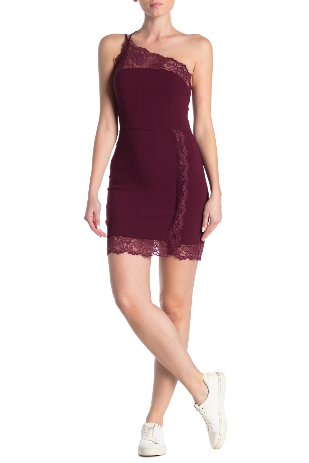 Free People Fp Premonition Dress - Front Full Image
