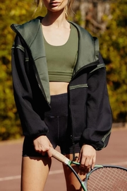 Free People Fp Reversible Cargo Jacket - Front cropped