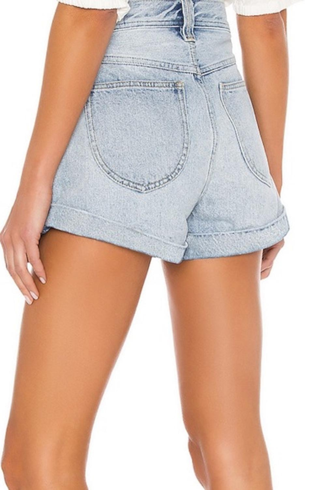 Free People Fp Setting Sun Short - Side Cropped Image