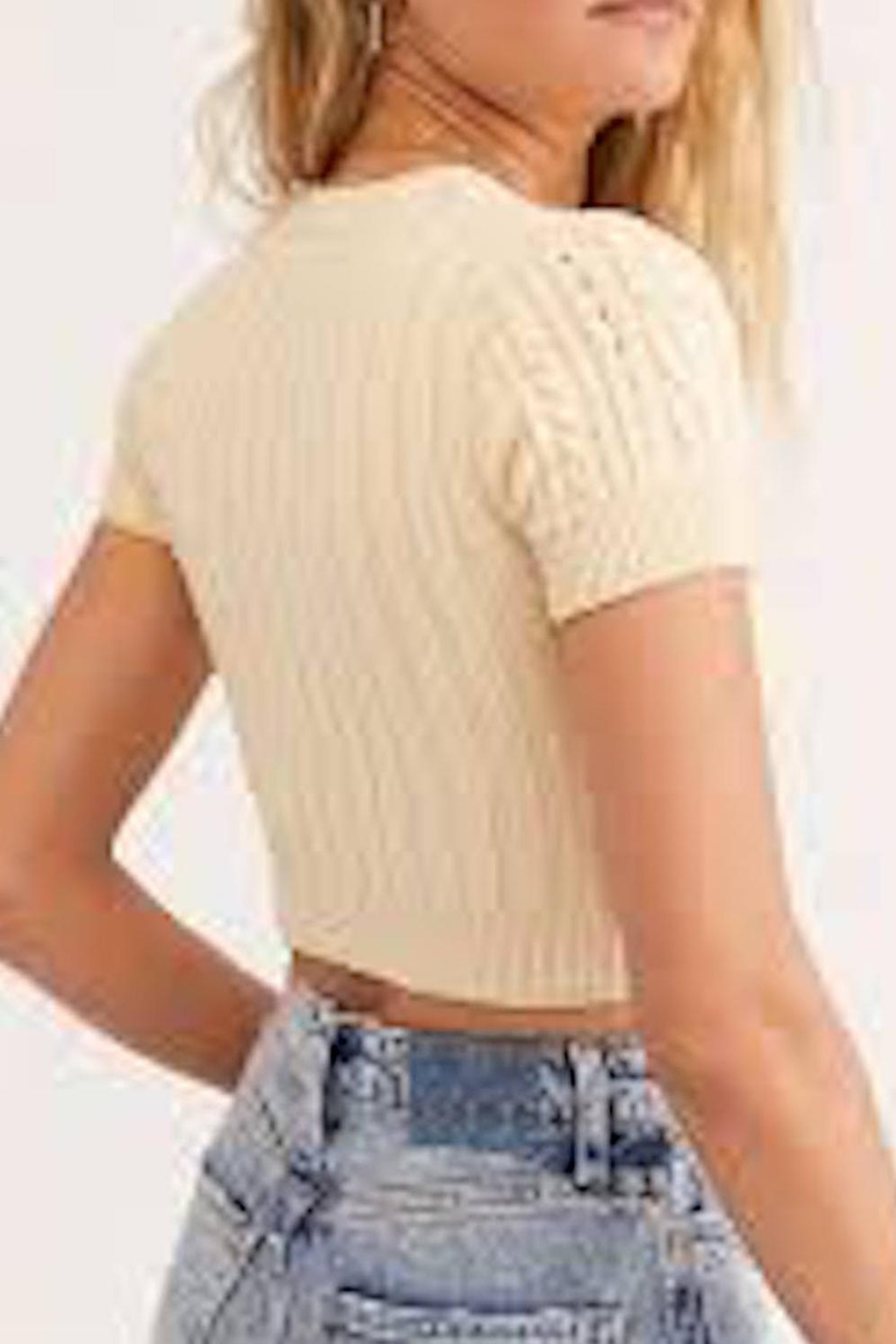 Free People Fp Short Sweet Brami - Back Cropped Image