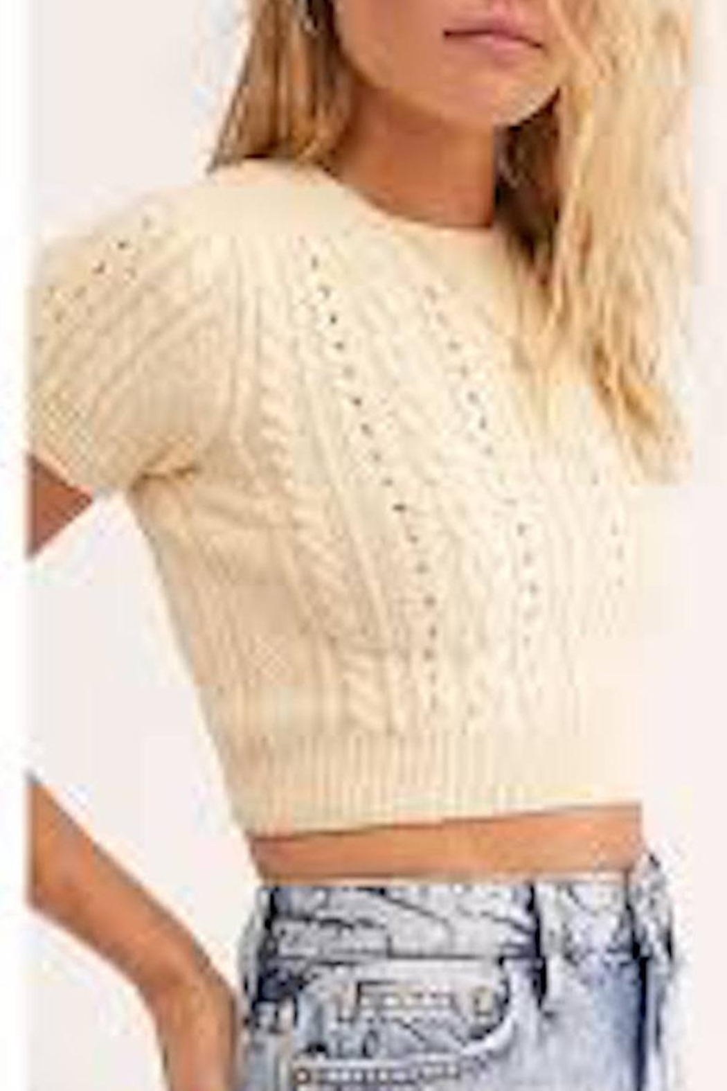 Free People Fp Short Sweet Brami - Side Cropped Image