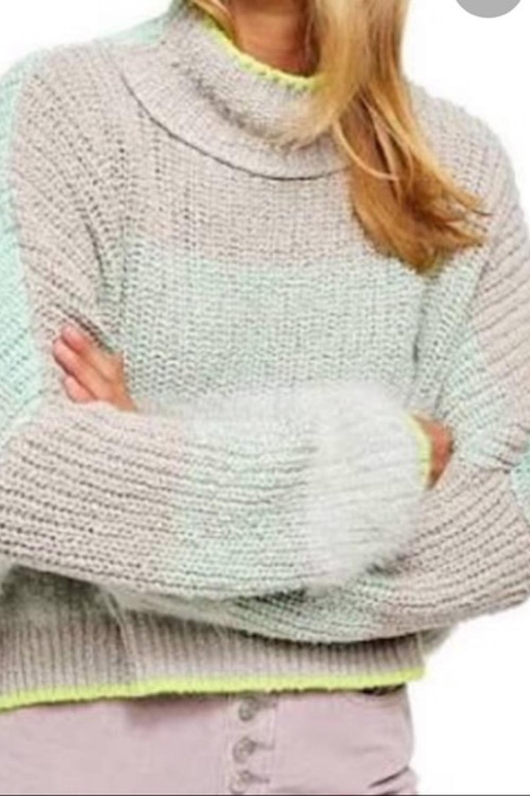 Free People Fp Sunbrite Sweater - Main Image