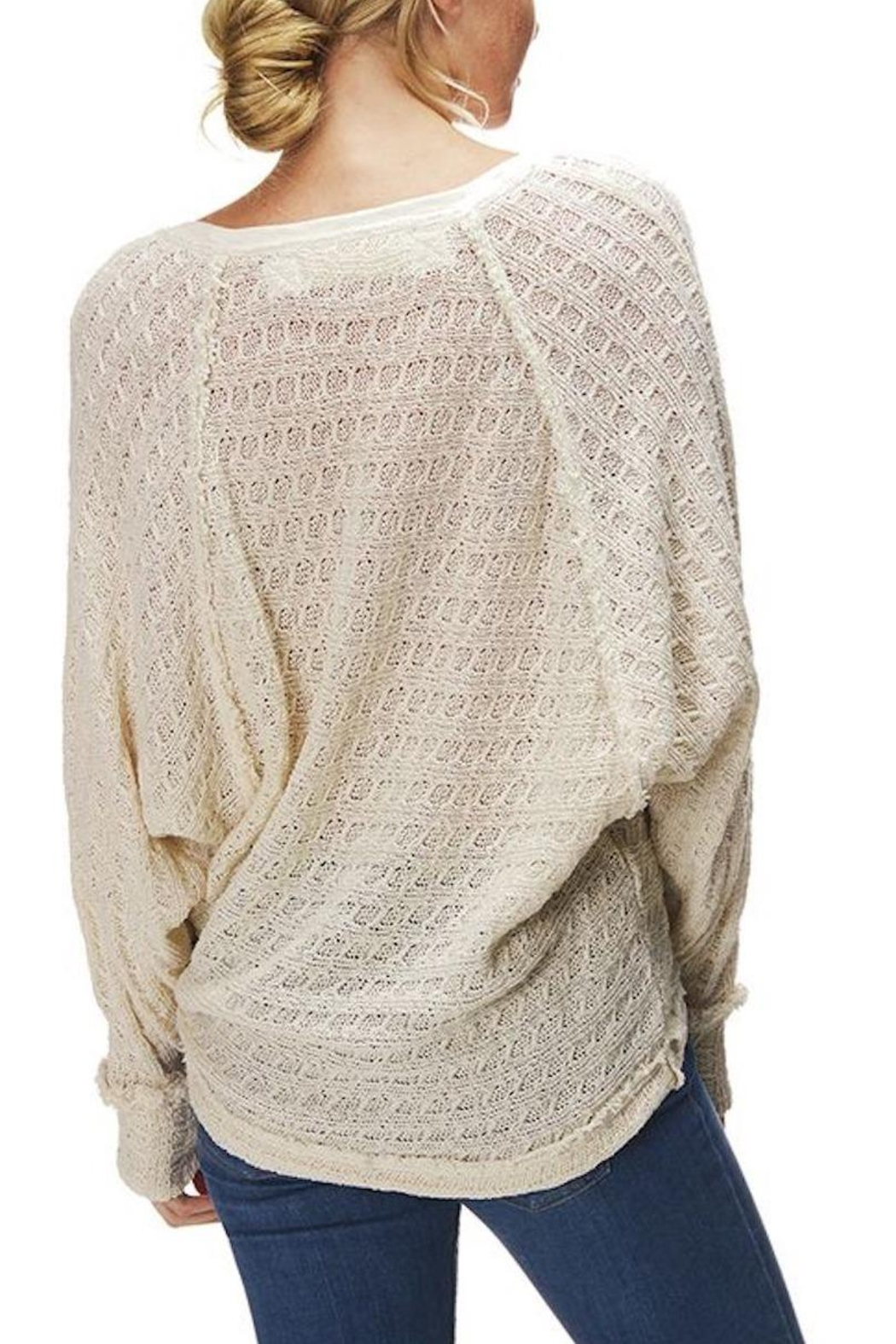 Free People Fp Thiens Sweater - Front Full Image