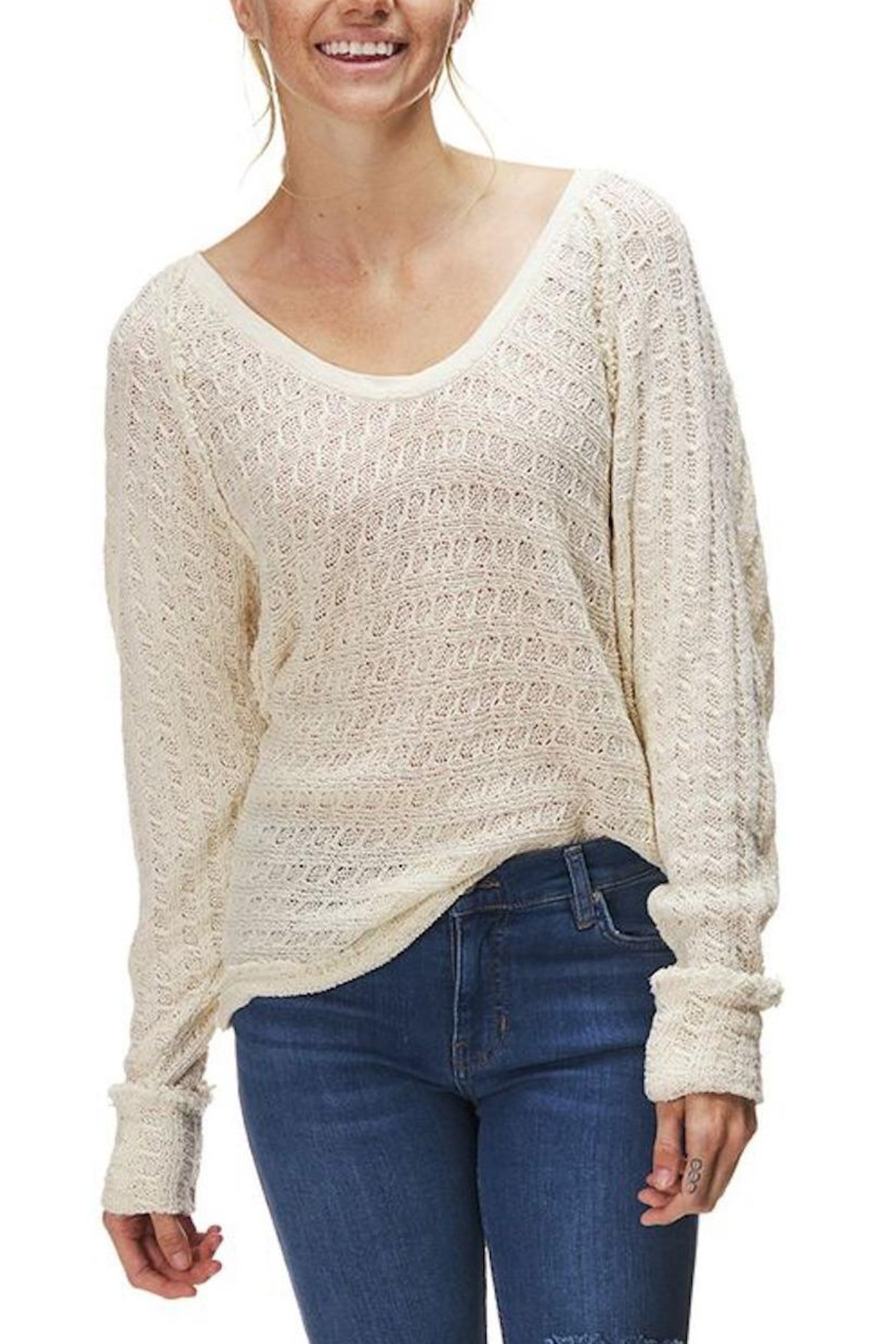 Free People Fp Thiens Sweater - Main Image