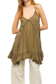 Free People Fp Trapezoid Dress - Front full body