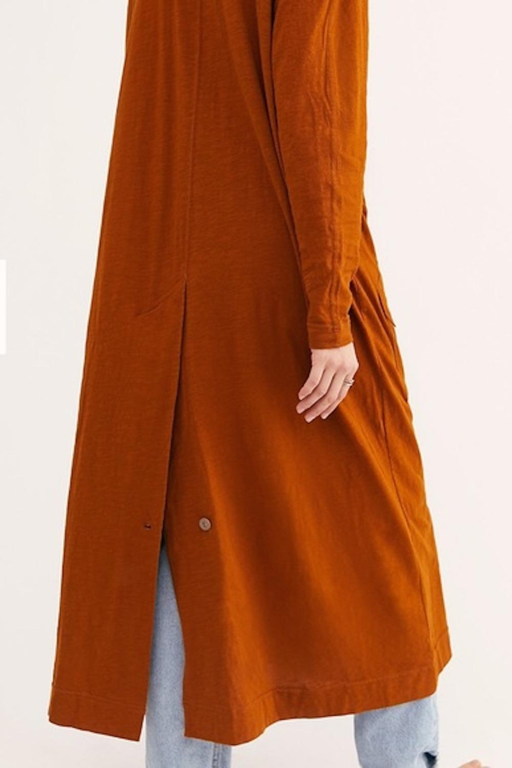 Free People Fp Until Now Cardigan - Side Cropped Image