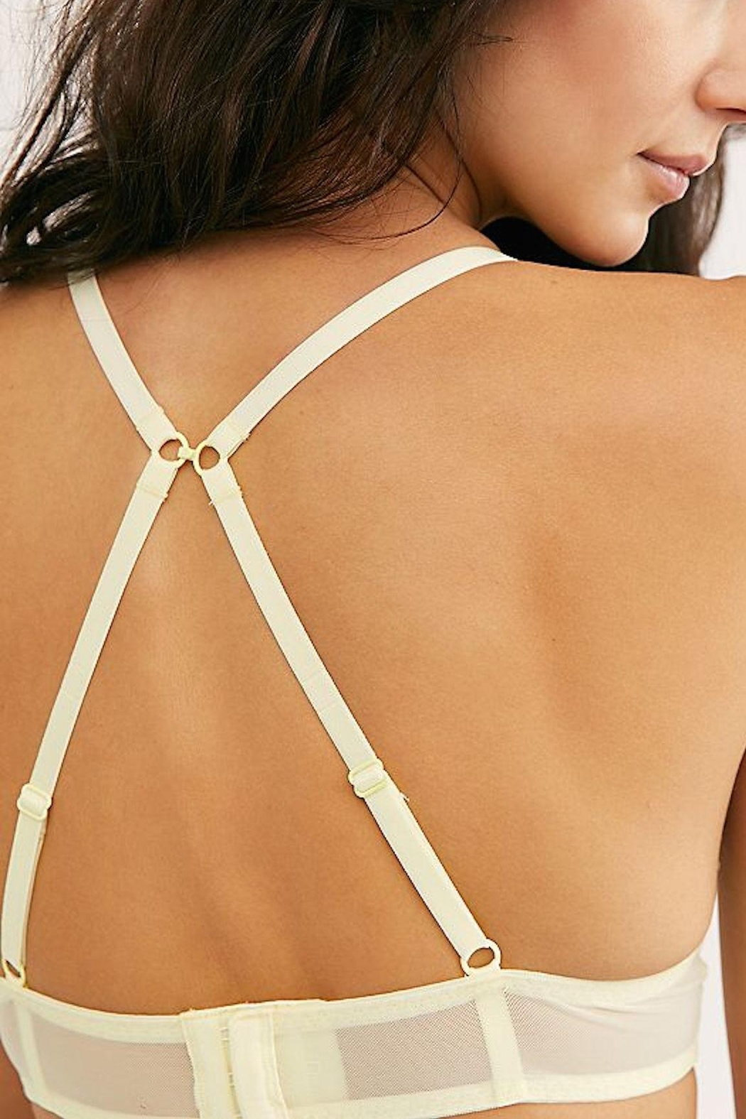 Free People Fp Veronica Bra - Back Cropped Image