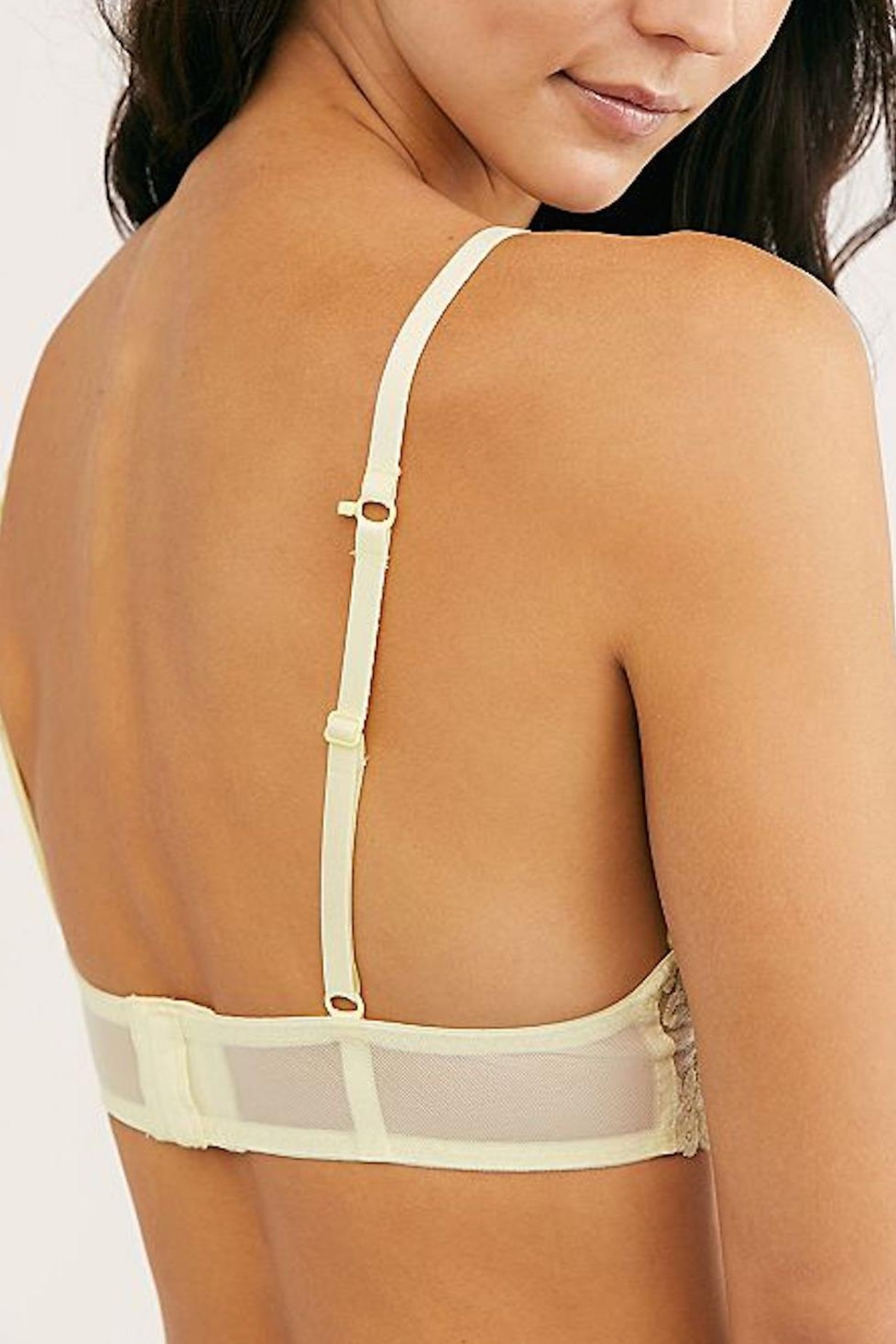 Free People Fp Veronica Bra - Side Cropped Image