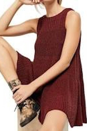 Free People Fp Waterfall Dress - Product Mini Image