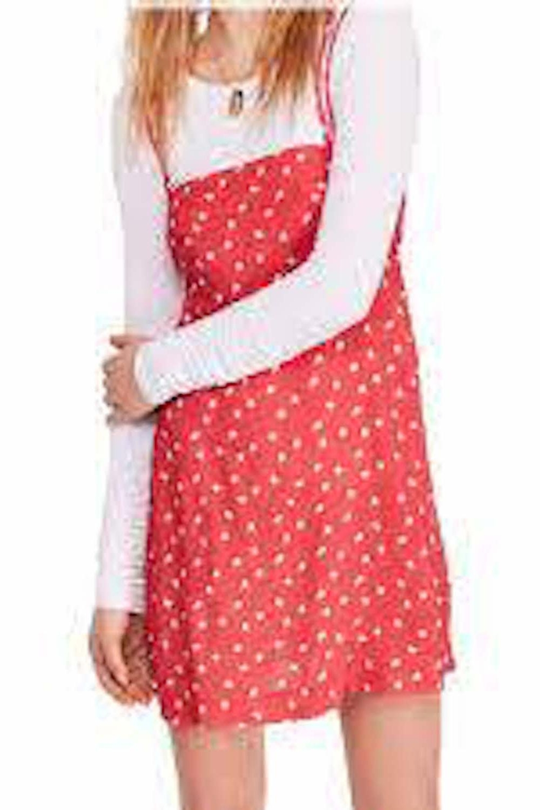 Free People Fp Wild Child Dress - Side Cropped Image