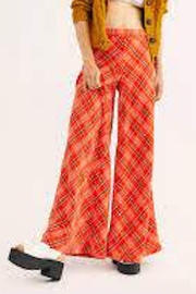 Free People Fp Wonderland Wide Leg Pant - Product Mini Image
