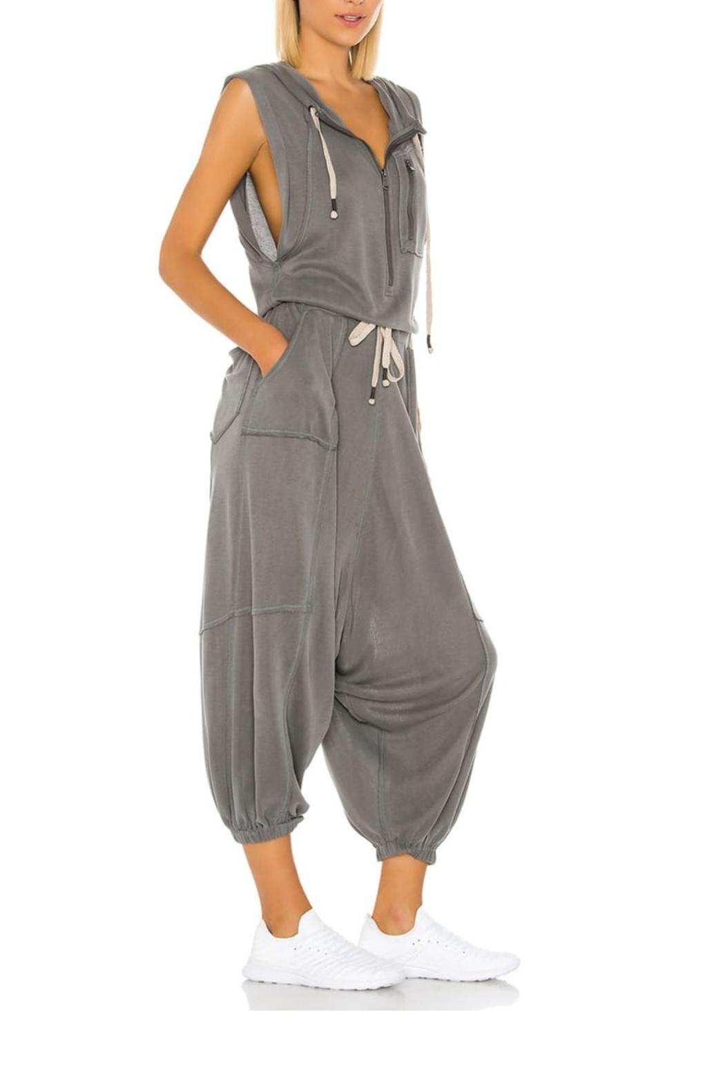 Free People Franklin Hills Jumpsuit - Front Cropped Image