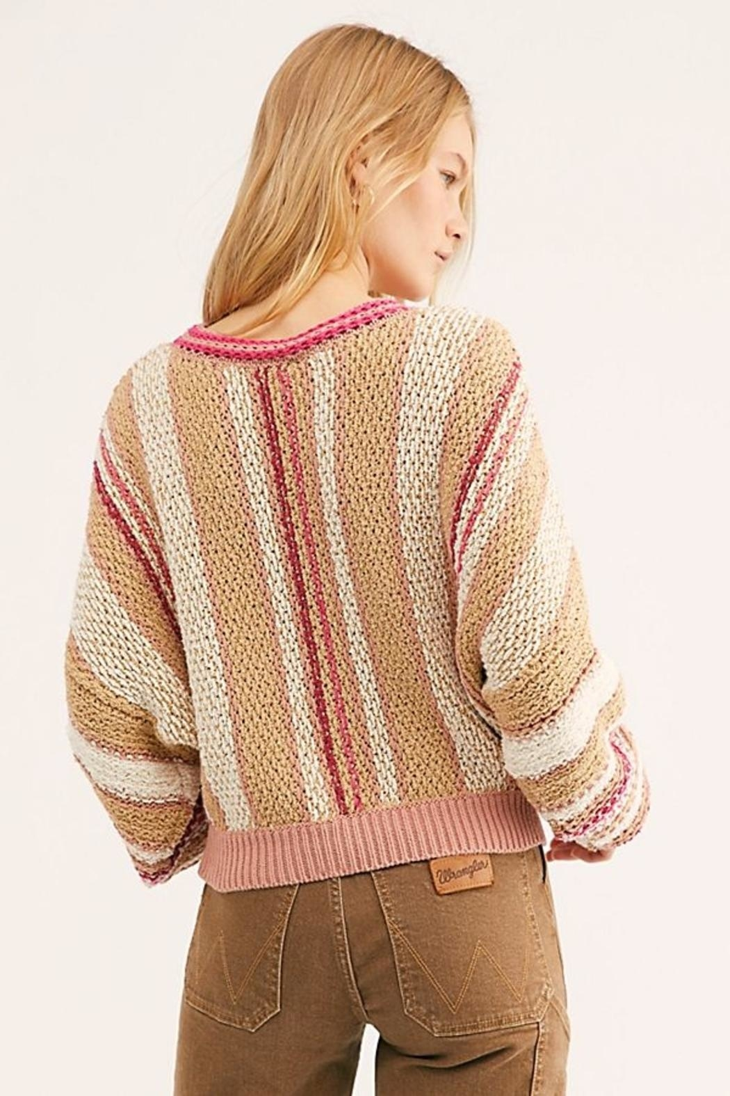 Free People Pullover - Front Full Image