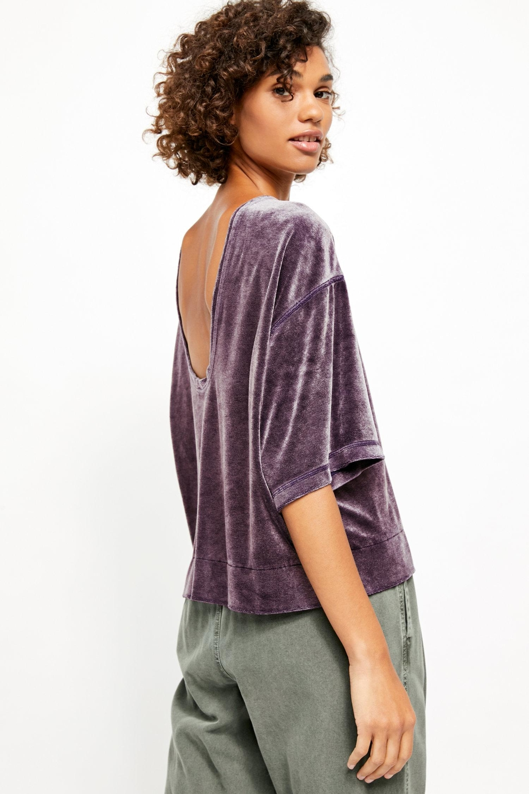 Free People Valerie Tee - Front Full Image