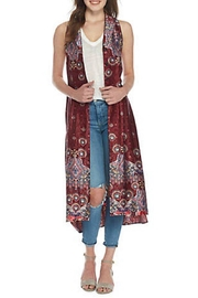 Free People Vest - Product Mini Image