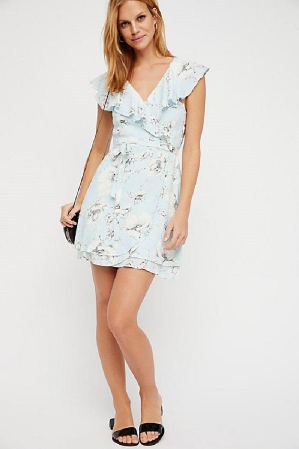 Free People French Quarter Wrap - Back Cropped Image