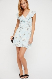 Free People French Quarter Wrap - Back cropped