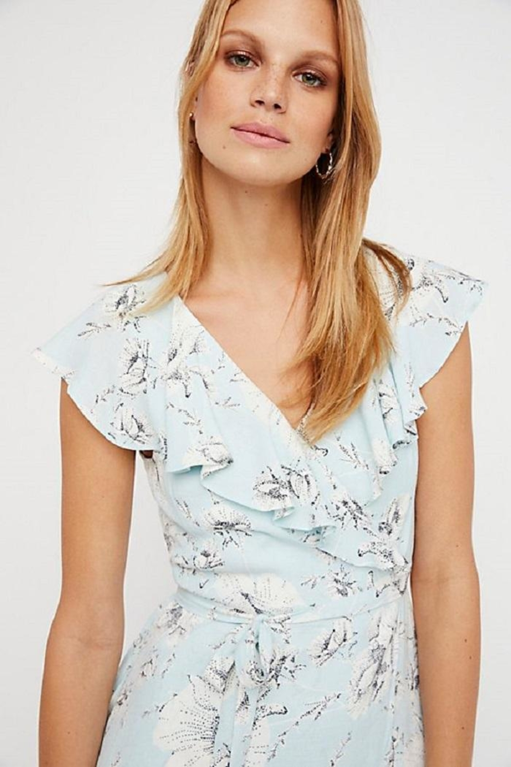 Free People French Quarter Wrap - Side Cropped Image
