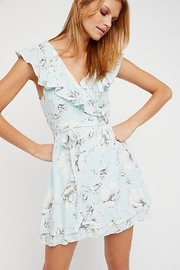 Free People French Quarter Wrap - Front cropped