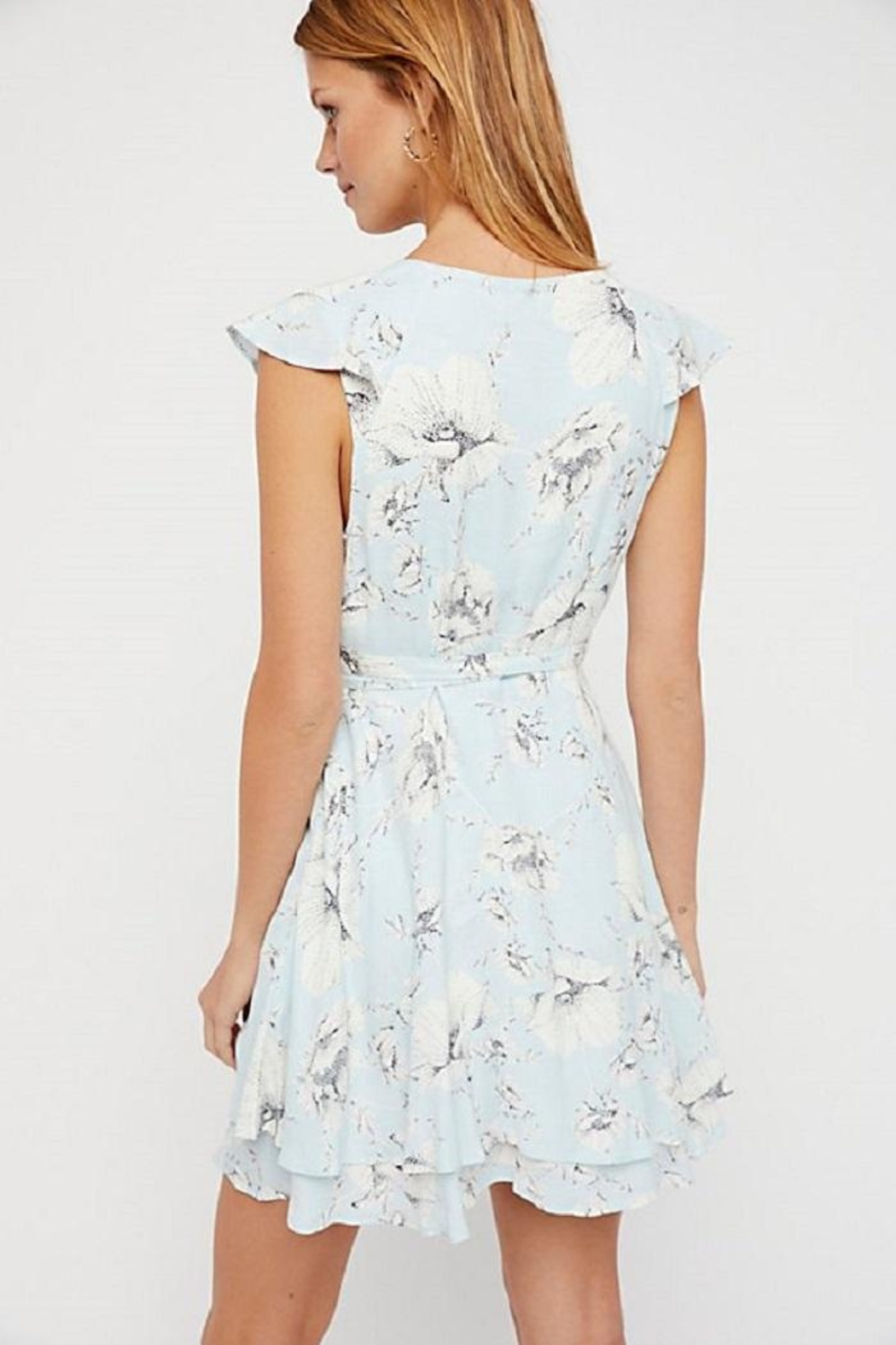 Free People French Quarter Wrap - Front Full Image