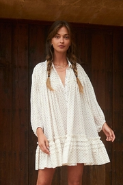 Free People Full Swing Mini-Dress - Front cropped