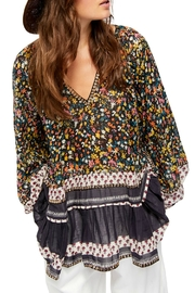Free People Gardenia Floral-Print Tunic - Product Mini Image