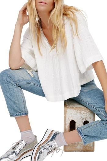 Free People Get Over Pullover - Main Image